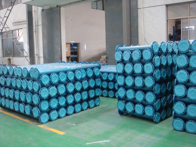 PTFE Lined Steel Pipe